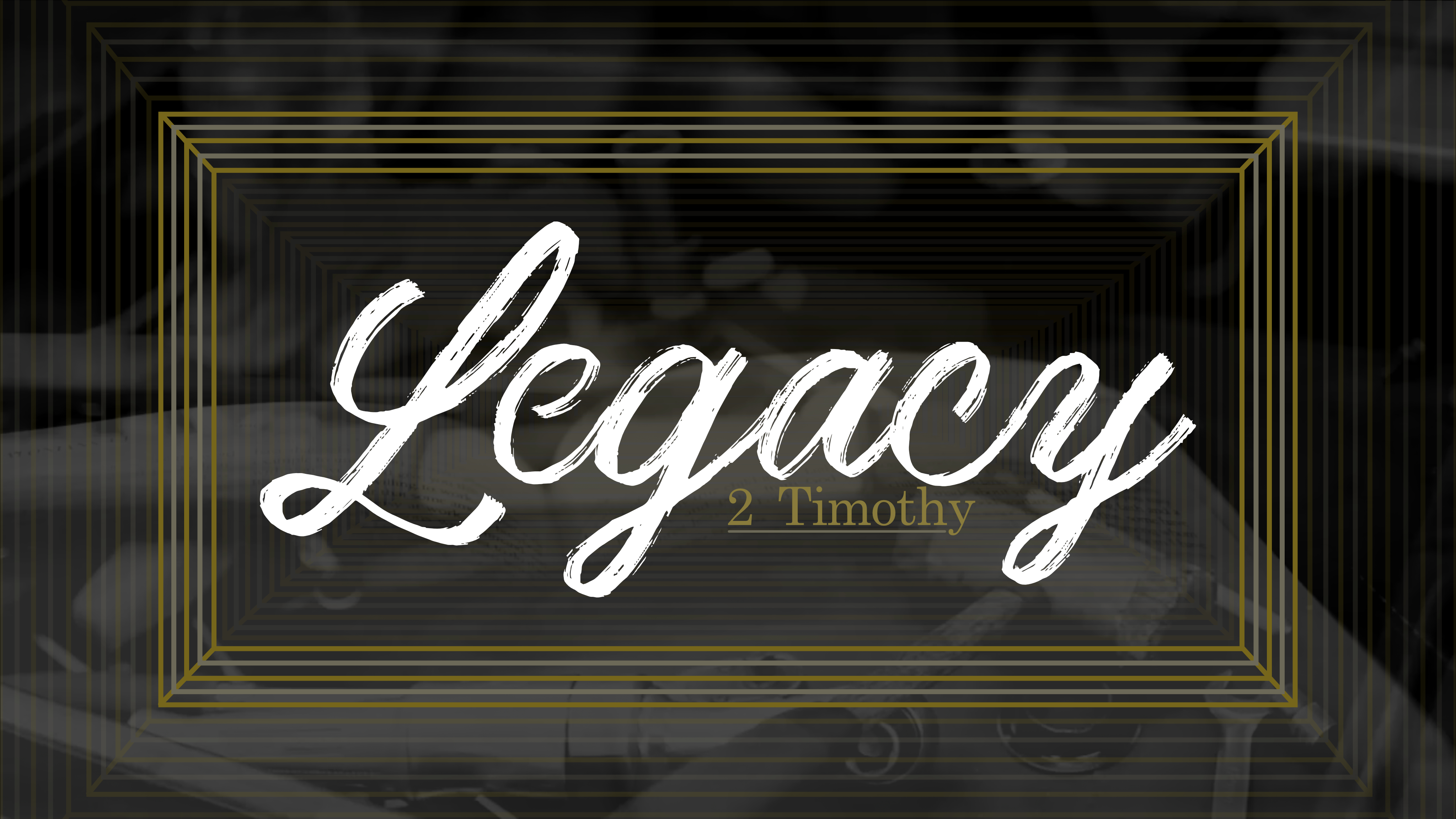 May 2nd, 2021 - Legacy - Week 11
